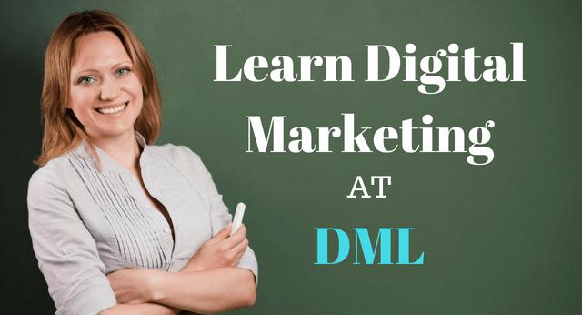 Digital marketing links vission