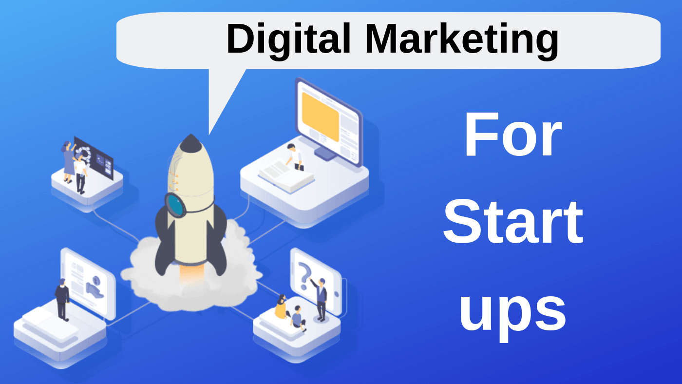 Digital marketing for startup - DML