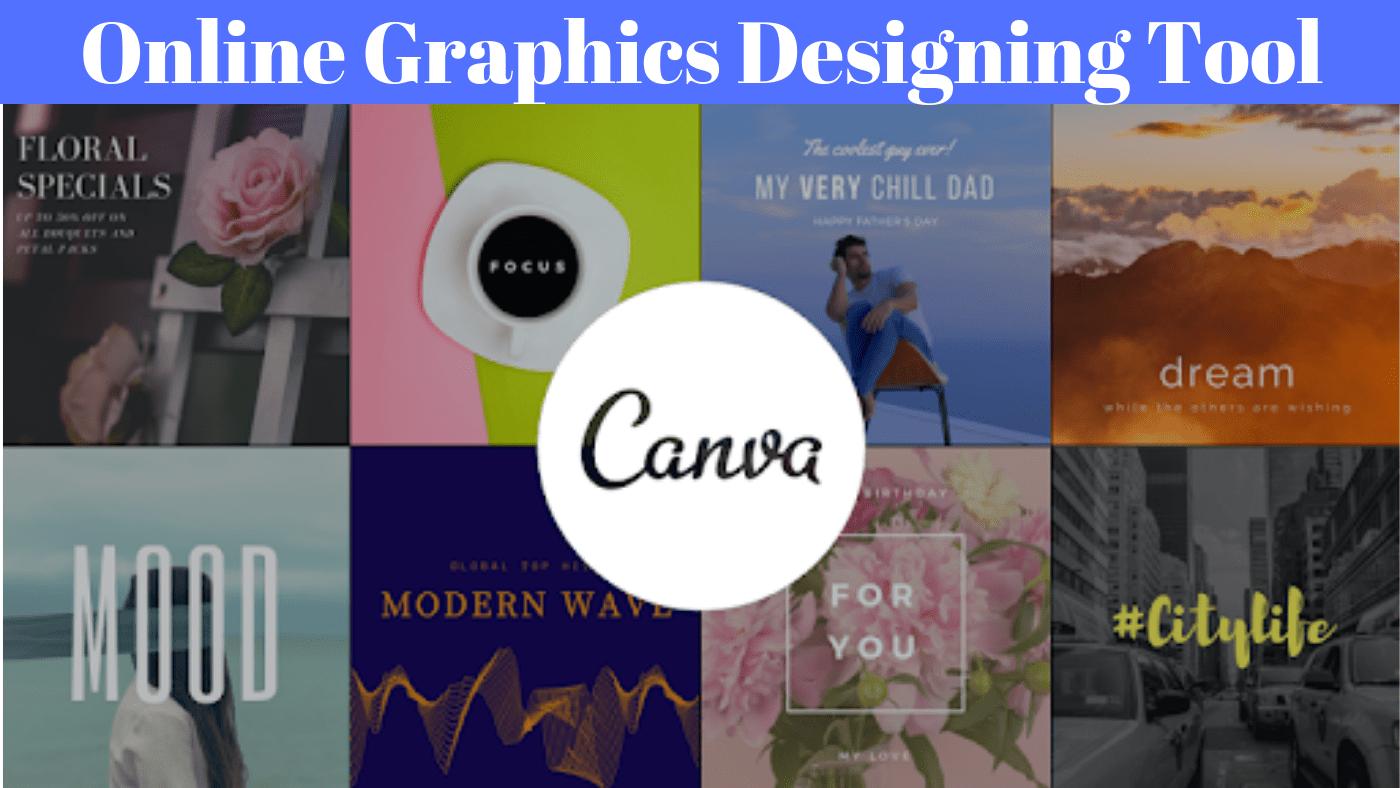 Canva Online Designing Tool
